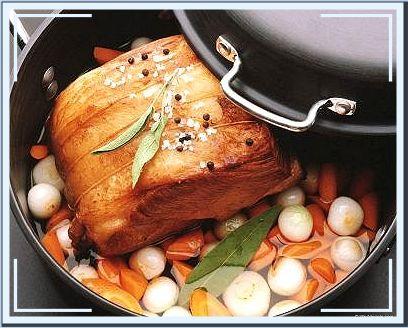 Какой соус можно приготовить к свинине